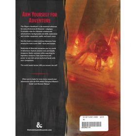 Ролева игра Dungeons&Dragons - Player's Handbook