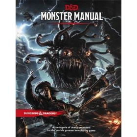 Ролева игра Dungeons&Dragons - Monster Manual