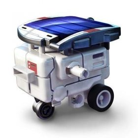 Конструктор 7 в 1 Solar Rechargeable - Space Fleet