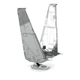 Метален 3D пъзел Metal Earth - Kylo Ren's Command Shuttle