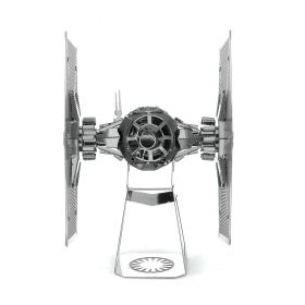 Метален 3D пъзел Metal Earth - First Order Special Forces TIE Fighter