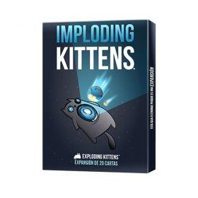 Разширение за Exploding Kittens - Imploding Kittens