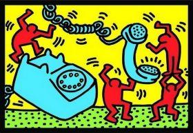Пъзел от 500 части Educa - Телефонът