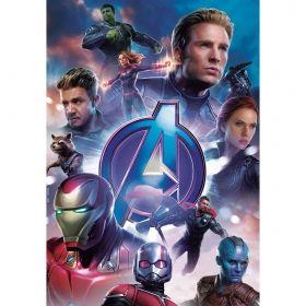 Пъзел от 100 части Educa - Avengers Infinity War 2