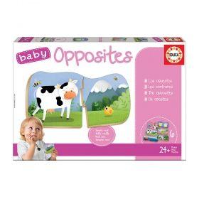 Детска игра Educa - Противоположности