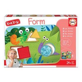 Детска игра Educa - Форми