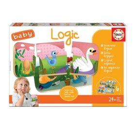 Детска игра Educa - Логика