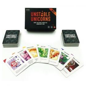 Настолна игра Unstable Unicorns - NSFW Base Game
