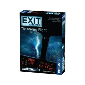 Настолна игра  Exit - The Game – The Stormy Flight