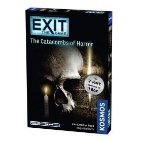 Настолна игра Exit - The Game – The Catacombs of Horror