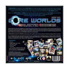Разширение за Core Worlds - Galactic Orders
