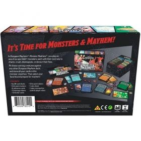 Настолна игра D&D Dungeon Mayhem - Monster Madness