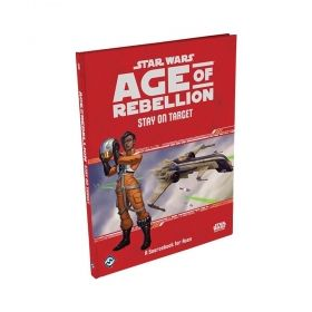 Ролева игра Star Wars - Age of Rebellion - Stay on Target
