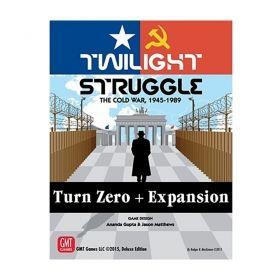 Разширение за  Twilight Struggle - Turn Zero и Promo Packs