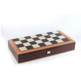 Комплект шах и табла Manopoulos, 31x30 см
