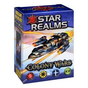 Настолна игра Star Realms - Colony Wars