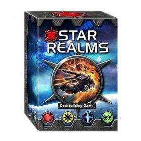 Настолна игра Star Realms, картова