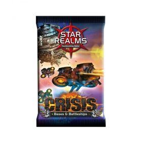 Разширение за Star Realms - Crisis – Bases & Battleships
