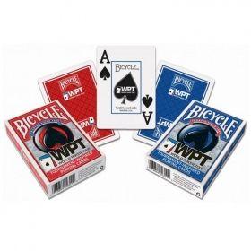 Карти за игра BICYCLE® WPT покер размер, Jumbo индекс