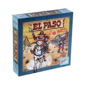Настолна игра El Paso, БГ правила