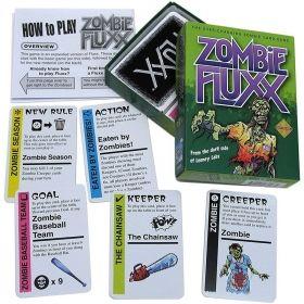 Настолна игра Zombie Fluxx