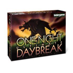 Настолна игра One Night Ultimate Werewolf Daybreak