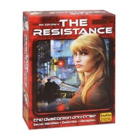 Настолна игра The Resistance (3rd Edition)