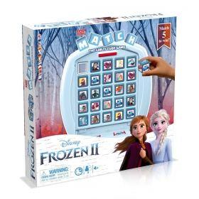 Детска игра Top Trumps Match - Frozen II