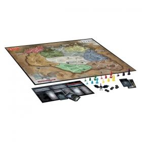 Настолна игра Risk - Elder Scrolls Skyrim