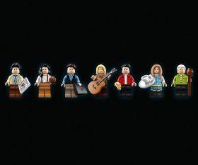Конструктор Lego Ideas - Приятели, Central Perk