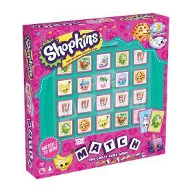 Детска игра Top Trumps Match - Shopkins