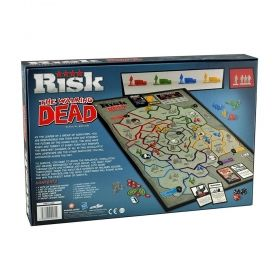 Настолна игра Risk - The Walking Dead - Survival Edition