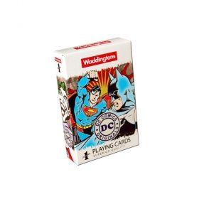 Карти за игра Waddingtons - DC Comics Retro