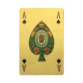 Карти за игра Waddingtons - Classic Gold