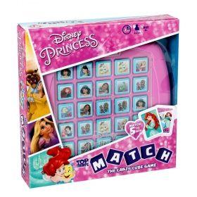 Детска игра Top Trumps Match - Принцесите на Дисни