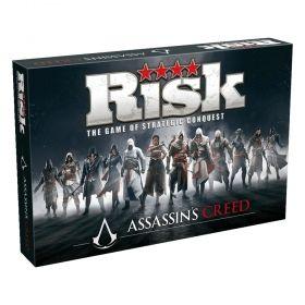 Настолна игра Risk - Assassin's Creed
