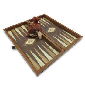 Комплект шах и табла Manopoulos, 40x38 см