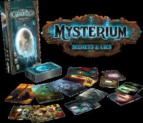 Разширение за Mysterium - Secret & Lies