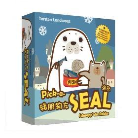 Настолна игра  Pick-a-Seal