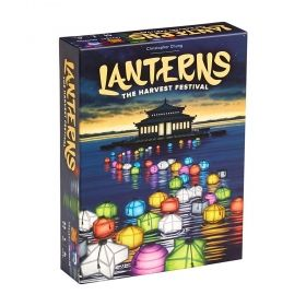Настолна игра Lanterns - The Harvest Festival