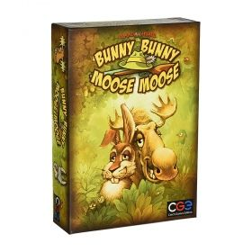 Настолна игра Bunny Bunny Moose Moose