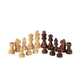 Дървени фигурки за шах