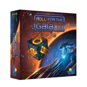 Настолна игра Roll for the Galaxy
