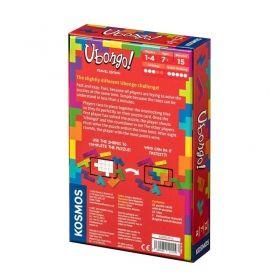 Настолна игра Ubongo - Travel Edition