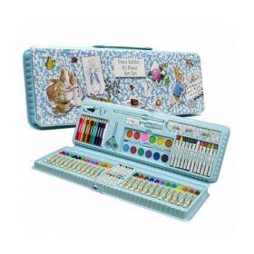 Комплект за рисуване Robert Frederick - Peter Rabbit, 87 части