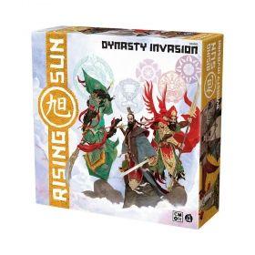 Разширение за  Rising Sun - Dynasty Invasion