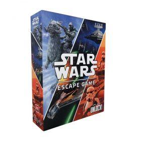 Настолна игра Unlock! - Star Wars Escape Game