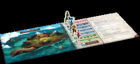 Настолна игра Forgotten Waters