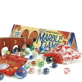 Игра с топчета House of Marbles - 20 Traditional Marble Games