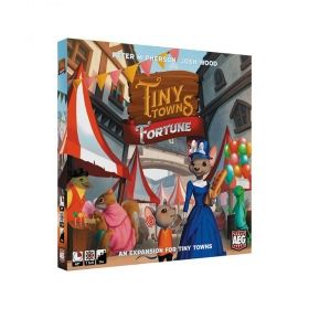 Разширение за Tiny Towns - Fortune